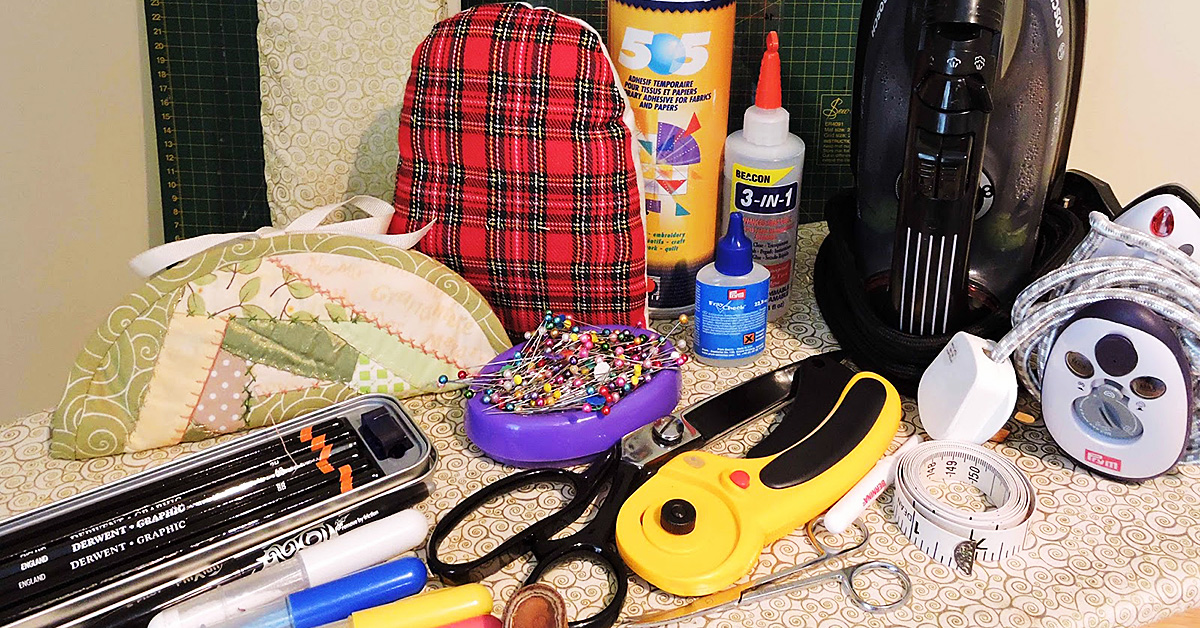 Five Sewing Tools that will take your Sewing to the Next Level