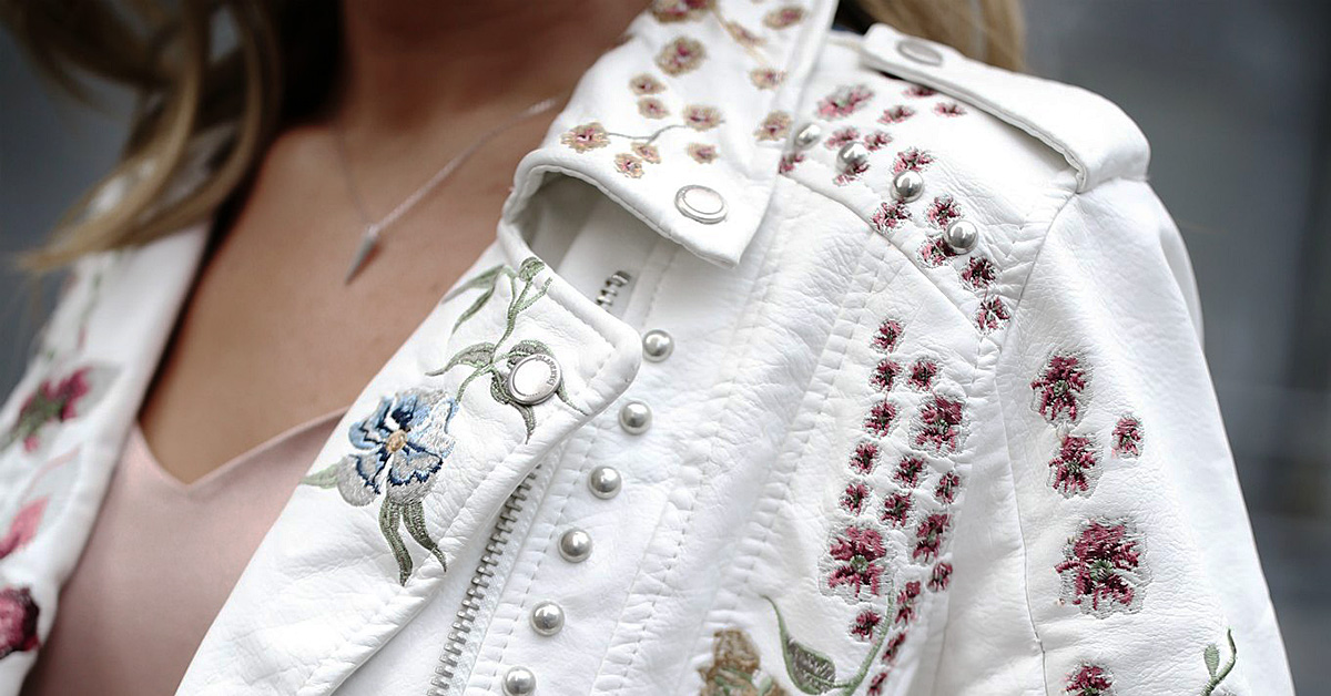 Summer Trends: Embroidery