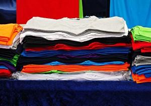 Fancy-Up a T-Shirt