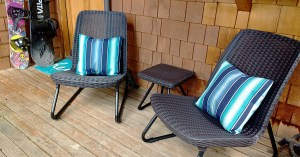 Do you make your own outdoor furniture accessories?