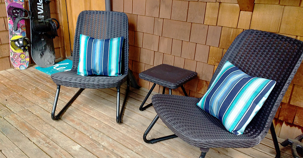 How to Sew Sunbrella Fabric Outdoor Pillows