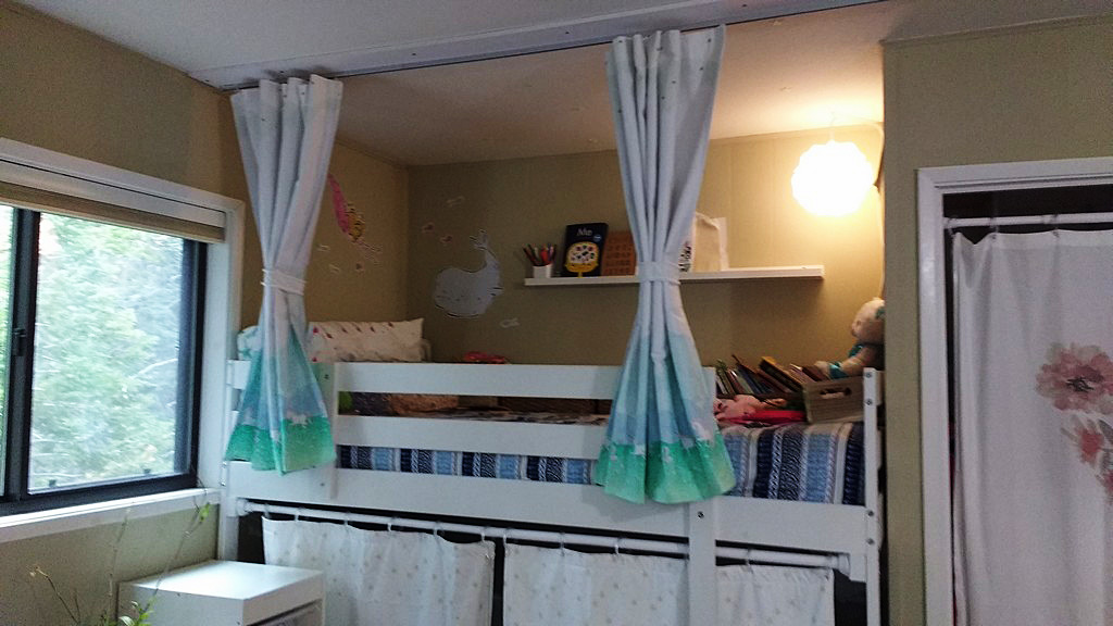 bunk bed privacy curtains part 2