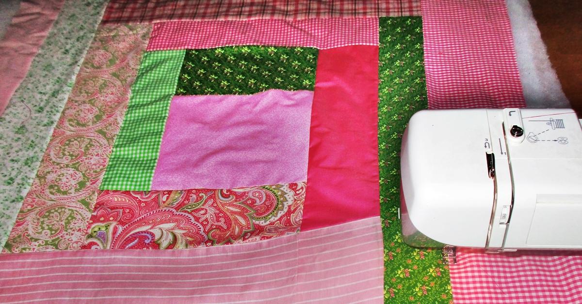 Easy, Easier, Easiest Ways to Sew Baby Blankets