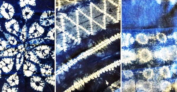 Shibori Techniques, Tips, and Projects
