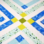 SEW WITH ME: Retro Plaid Quilt (Free Pattern)