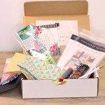 Stash Builder Box August 2016 – Unboxing & Review