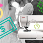 My Sewing Machine Cost More Than My Wedding 💍 | LIVE SHOW