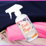 Terial Magic Fabric Stabilizer Spray | Sew Slippery + Lightweight Fabrics