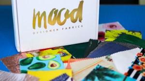Mood Designer Fabrics Swatch Club