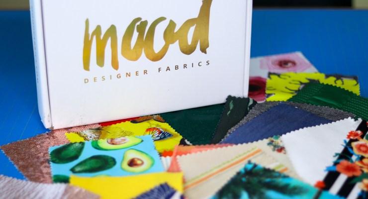 Mood Designer Fabrics Swatch Club | First Impressions + Honest Review