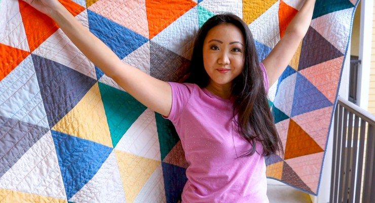 Making a Quilt from Start to Finish   Quilting Tips for Beginners