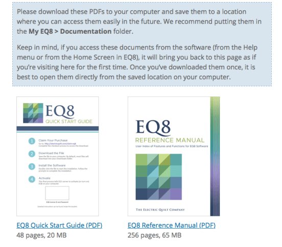 EQ8 Manual