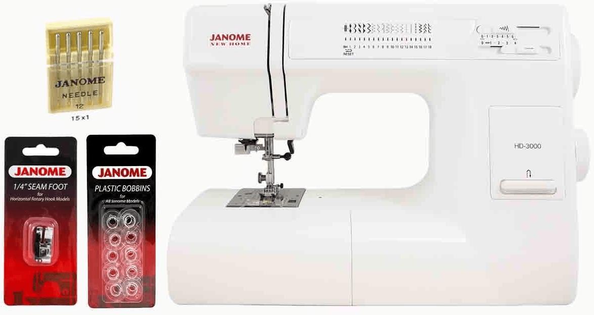 Janome HD3000
