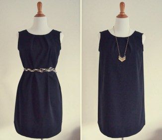 Image result for simple shift dress you can't do without
