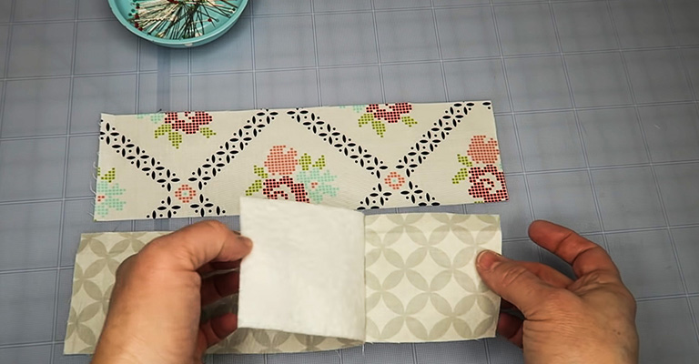 How to Make a Knitting Needle Case 9