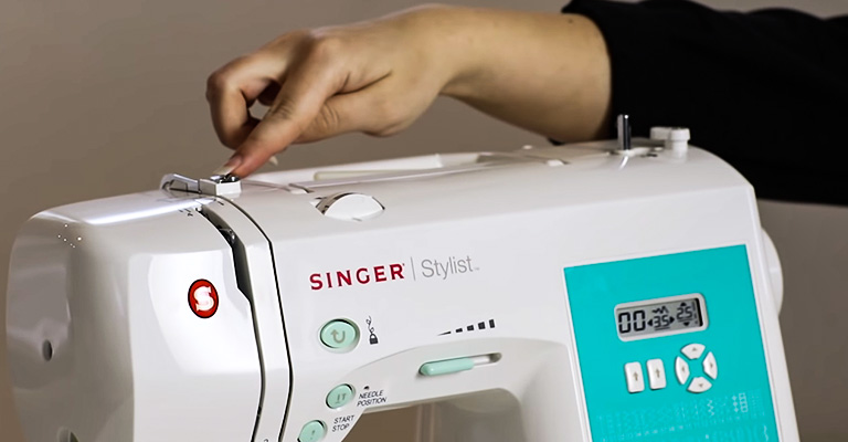 Singer 7258 Review