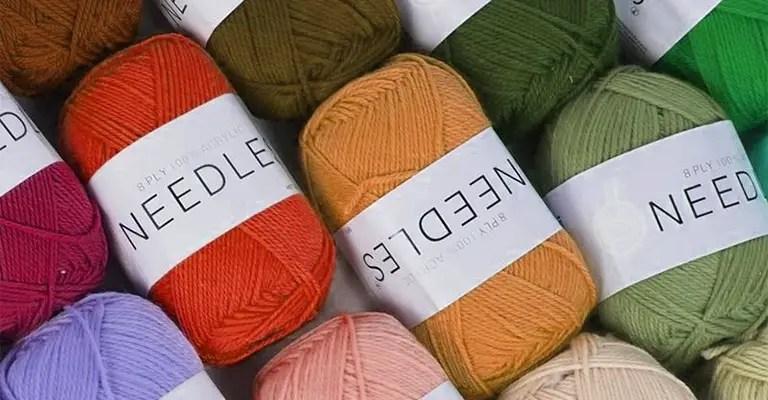 8-Ply-Yarn
