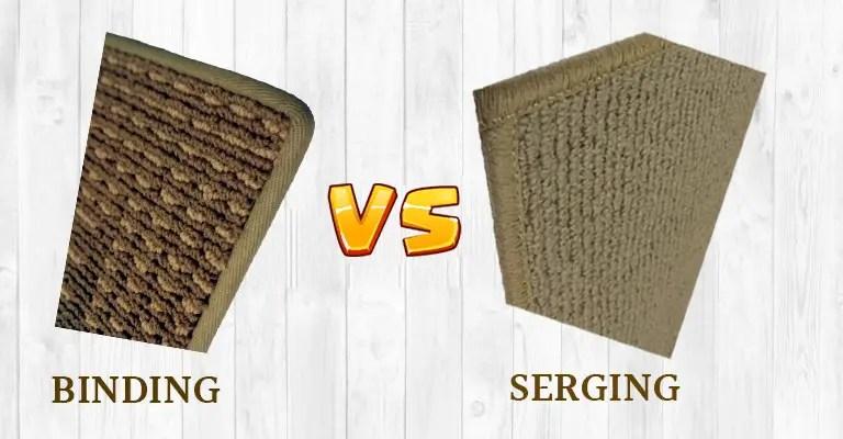 Binding vs Serging