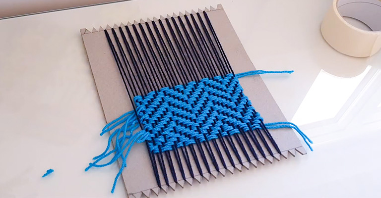 How To Weave Yarns Patterns, Techniques, and Processes