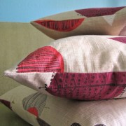 sew katie did:invisible zipper pillows