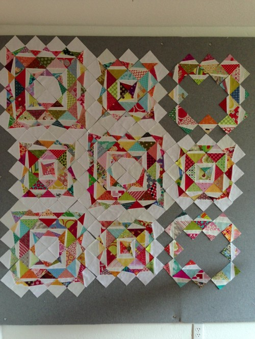 sewkatiedid/double trouble block