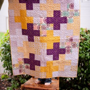 SEW KATIE DID/Cross Quilt
