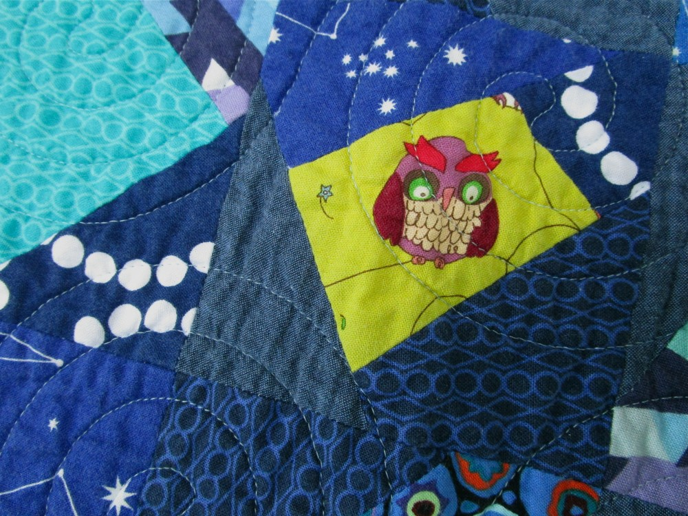 SEW KATIE DID:Night Owl Quilt Center