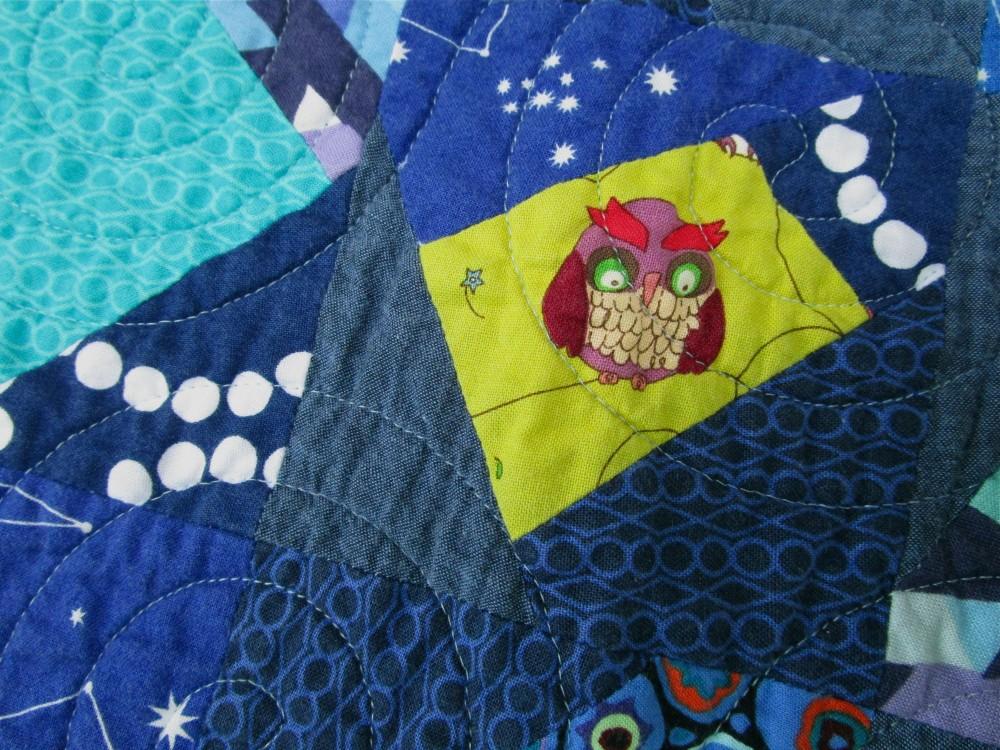 SEW KATIE DID:Night Owl Quilt Center