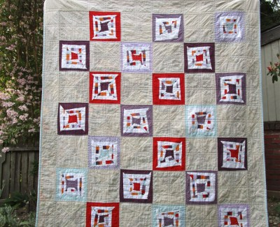 Boxed-In Quilt