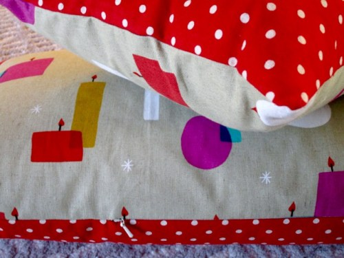 SEW KATIE DID:Christmas Pillow 5