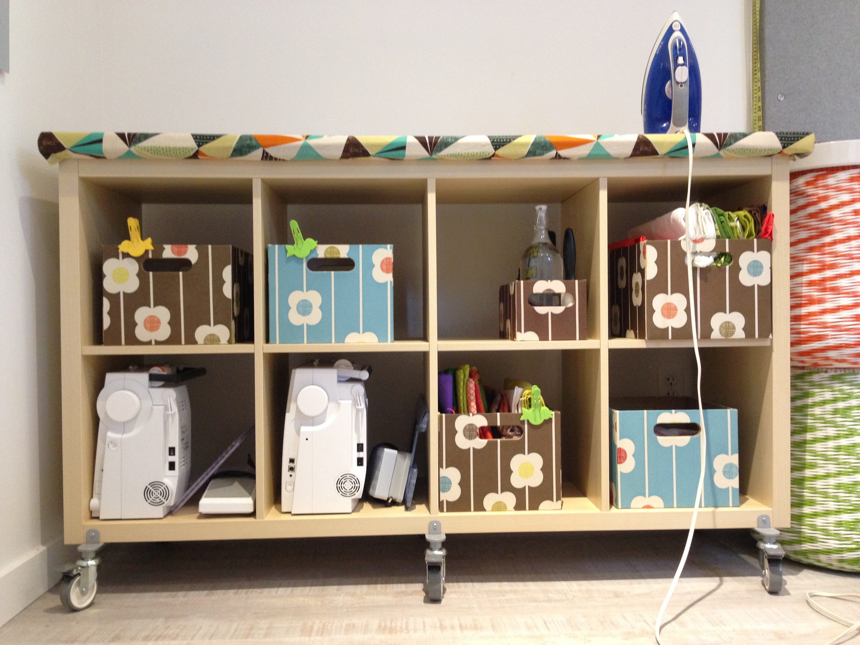 SEW KATIE DID:Build your own pressing station
