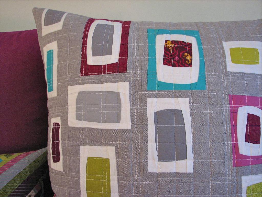 sew katie did   Seattle Modern Quilting & Sewing Studio   Improv Curves workshop