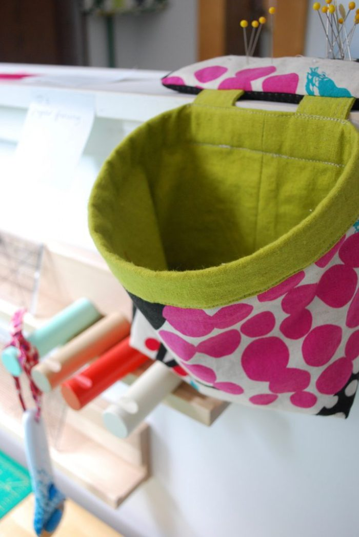 SEW KATIE DID | Pin cushion