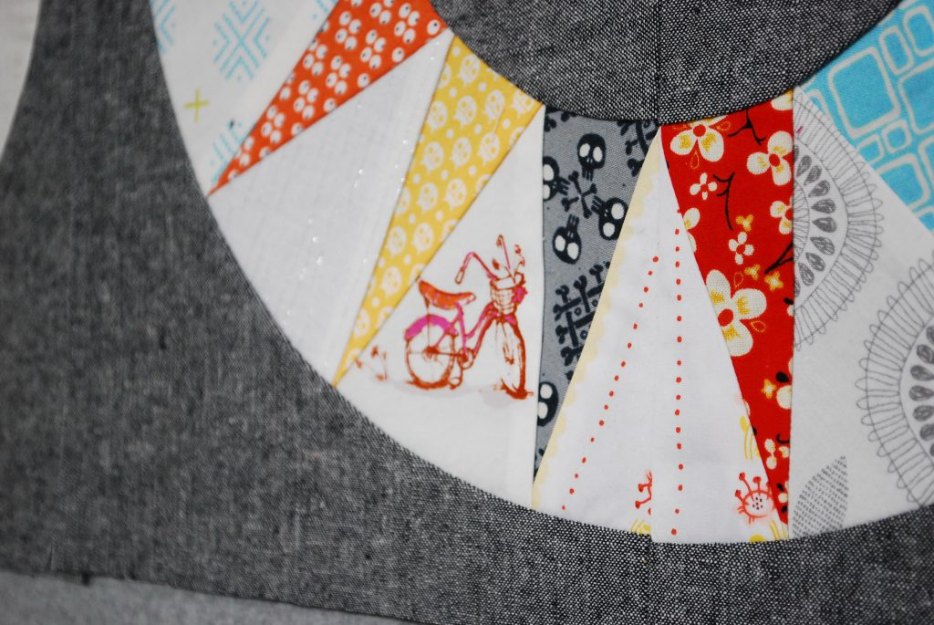 sew katie did | scrappy ny beauty paper pieced blocks