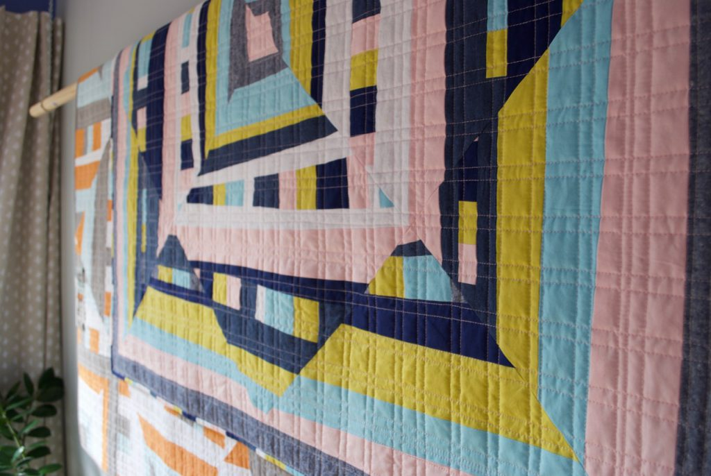 sew katie did | Seattle Modern Quilting and Sewing Studio | Full Tilt Quilt