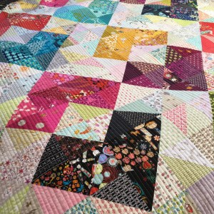 Value Quilt Hearts | Sew Katie Did | Seattle Modern Quilting and Sewing Studio