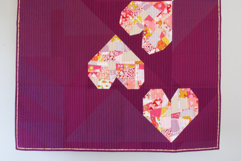 SEW KATIE DID | Seattle Modern Quilting and Sewing Studio | Split Personality Quilt