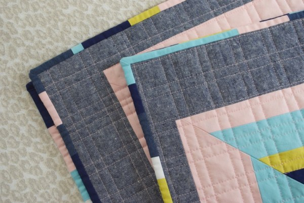 Sew Katie Did | Seattle Modern Quilting & Sewing Studio | Perfect Bindings Workshop
