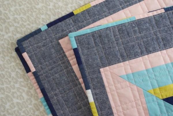 Sew Katie Did | Seattle Modern Quilting & Sewing Studio | Perfect Bindings Workshop