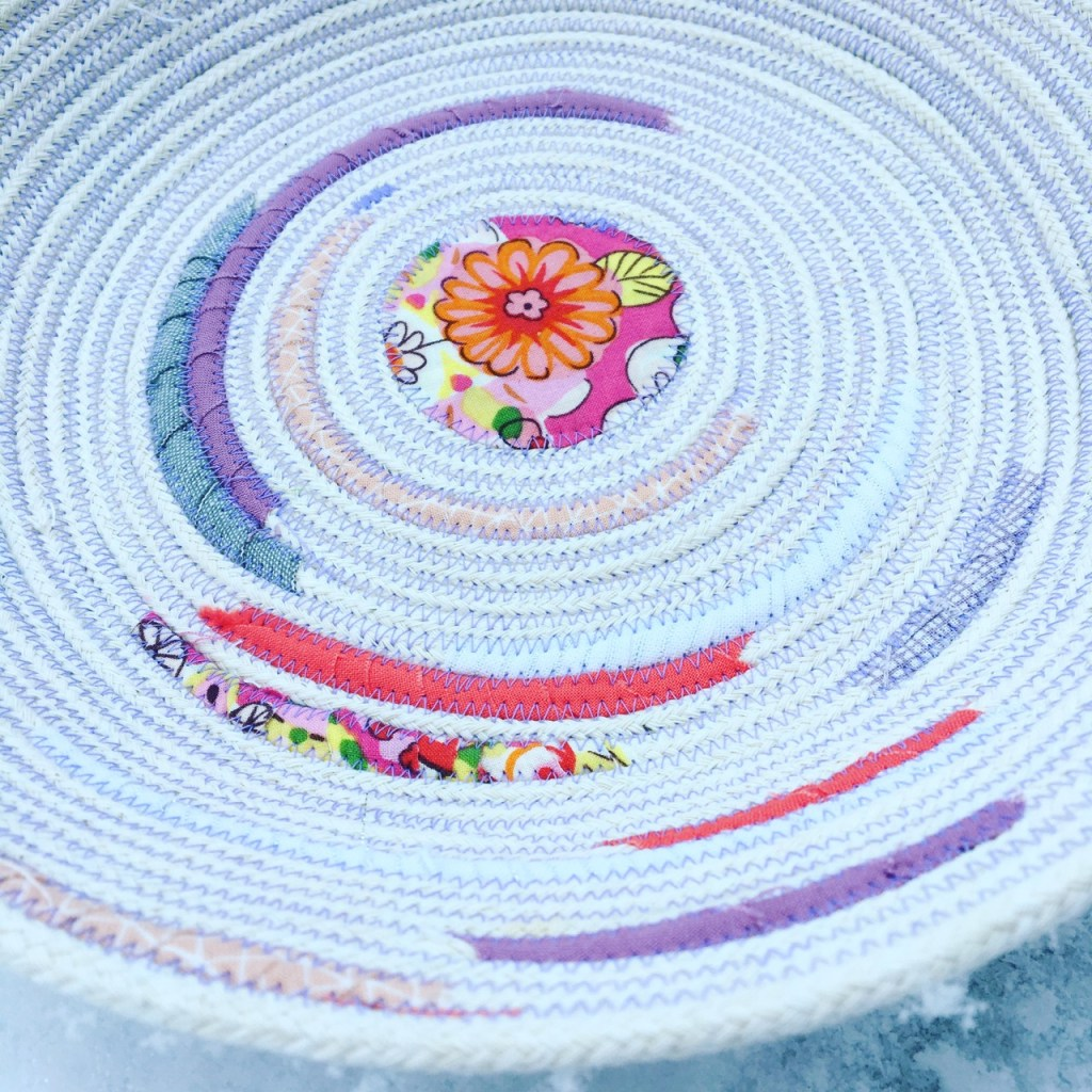 sew katie did | Seattle Modern Quilting & Sewing Studio | Rope Bowl Sewing Workshop