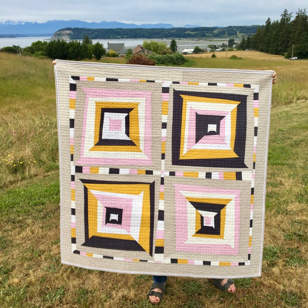 Sew Katie Did | Seattle Modern Quilting & Sewing Studio | Cross Roads Quilt