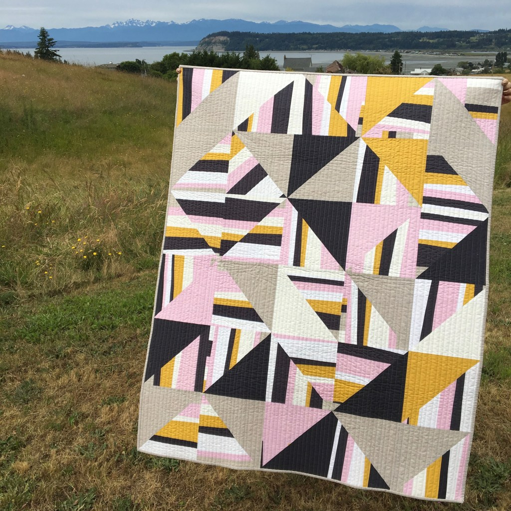 sew katie did | Seattle Modern Quilting & Sewing Studio | Intersected Quilt Workshop