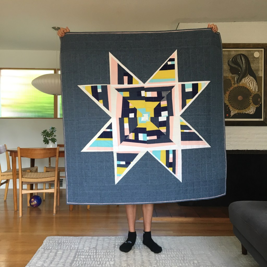 Sew Katie Did | Seattle Modern Quilting & Sewing Studio | Seeing Stars