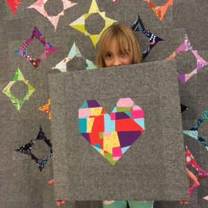 sew katie did | Seattle Modern Quilting & Sewing Studio | Kids Stitched Open Studio