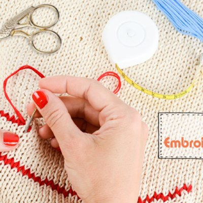 Best embroidery scissors