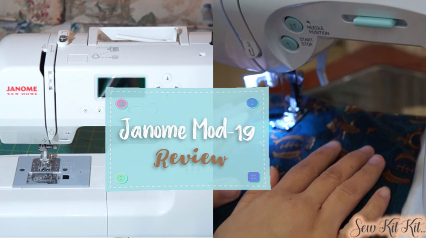 Janome Mod-19 Review