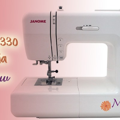 Janome 7330 Magnolia Review | Computerized with 30 Built-In Stitches