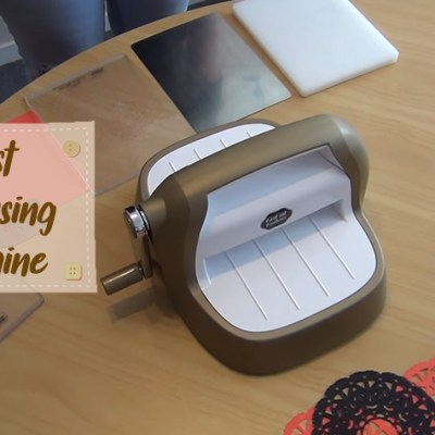 Best Embossing Machines | Create Intended Design