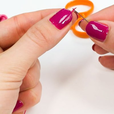 How to Separate an Embroidery Floss