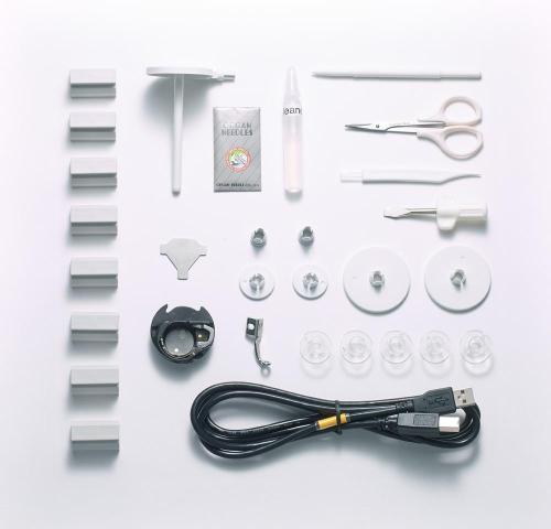 ELNA 830 accessories